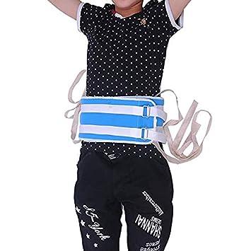 Hanshi - Cinturón de seguridad para silla de ruedas, correa para la cintura, para personas mayores HBZ09-I: Amazon.es: Salud y cuidado personal
