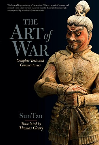image for The Art of War: Complete Texts and Commentaries