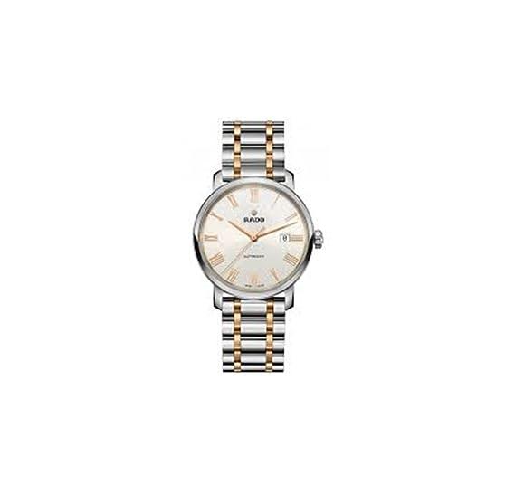 c80370cdf Rado Diamaster XL White Dial Automatic Mens Watch R14077123: Amazon.ca:  Watches