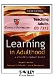 (Wcs)Learning in Adulthood 3e, Merriam, 0470480017
