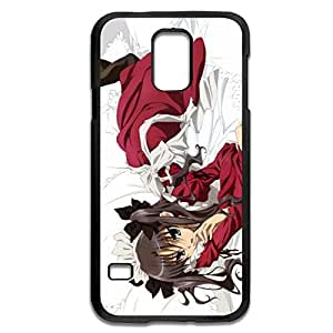 Fate Stay Night Non-Slip Case Cover For Samsung Galaxy S5 - Funny Case