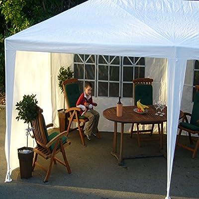 Crocodile Trading Ltd Carpa para Eventos y Fiestas de 9x3m. Carpa Fiesta | Carpa toldo | Carpa Boda | cenador de jardín | pabellón.: Amazon.es: Jardín