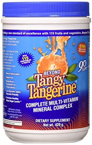 Beyond Tangy Tangerine - 420 G Canister