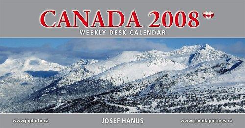 - Canada 2008: Weekly Desk Calendar