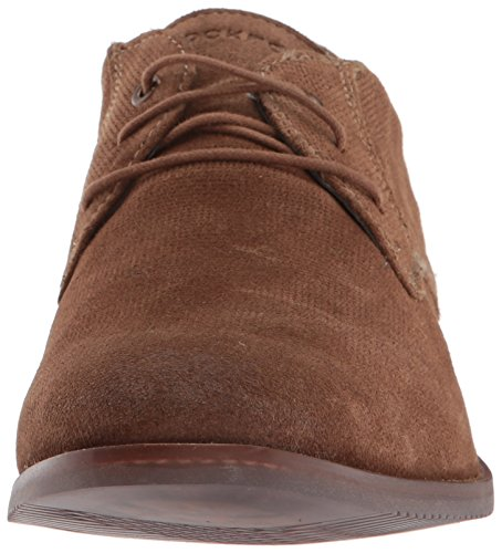 Rockport Mens Style Blucher Shoe New Vicuna Scamosciato