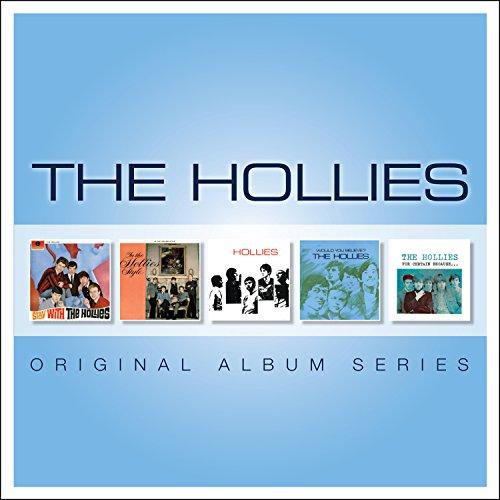 The Hollies: Original Album Series (Audio CD)