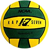 KAP7 Size 5 HydroGrip Water Polo Ball (NCAA and NFHS Official) (Yellow/Green)