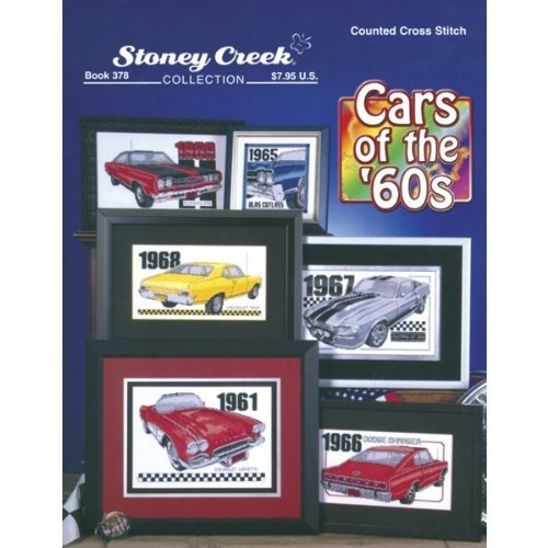 Stoney Creek Cars of The 60's Book