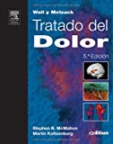 Wall y Melzack Tratado Del Dolor, McMahon, Stephen and Koltzenburg, Martin, 8481749494