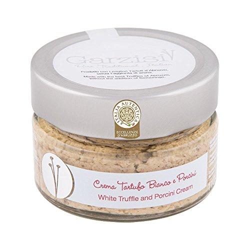 Porcini Cream - Garzisi White Truffle and Porcini Cream (3.88oz/110g)