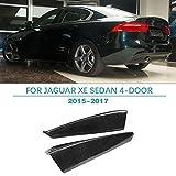 Carbon Fiber Rear Bumper Lip Splitter for Jaguar XE 2015-2017 by Jun-star