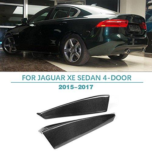 Carbon Fiber Rear Bumper Lip Splitter for Jaguar XE 2015-2017 by Jun-star by jun-star