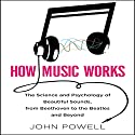 How Music Works: The Science and Psychology of Beautiful Sounds, from Beethoven to the Beatles and Beyond Audiobook by John Powell Narrated by Walter Dixon