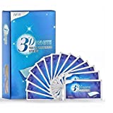 Teeth Whitening Strips,Dental Whitener Kit Elastic Gels for Teeth Stain Removal,for Coffee Tea Stain Remover,for Smoke Tea Stain Remover, 3D White Whitestrips with Mint Flavor for Gum Health and Refresh Breath- 28pcs 14 Treatments for Teeth Care