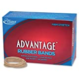 Wholesale CASE of 25 - Alliance Advantage Rubber Bands-Rubber Bands, Size 18, 1 lb., 3''x1/18'', Approx. 1480/BX