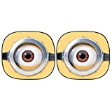 minion car sun shade - Despicable Me Minion Made Minions Auto Car Truck SUV Vehicle Universal Fit Front Windshield Sunshade - Spring Pop Up Sun Shade