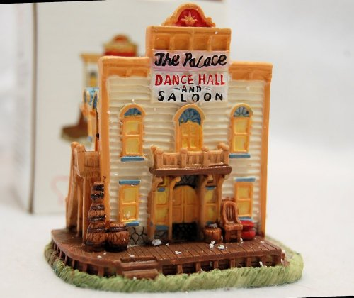 Liberty Falls -The American Collection - Palace Dance Hall & Saloon - vintage & Collectable