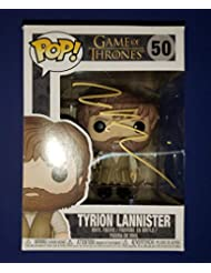 PETER DINKLAGE - Autographed Signed Tyrion Lannister FUNKO POP 50 Vinyl Figure - GAME OF THRONES