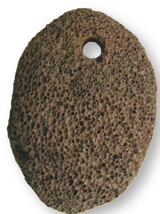 Debra Lynn Professional Natural Pumice Stone 65 mm x 95 mm