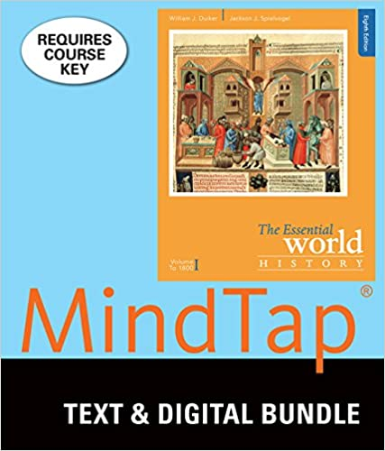 Amazon bundle the essential world history volume i to 1800 bundle the essential world history volume i to 1800 loose leaf version 8th lms integrated for mindtap history 1 term 6 months printed access card fandeluxe Images