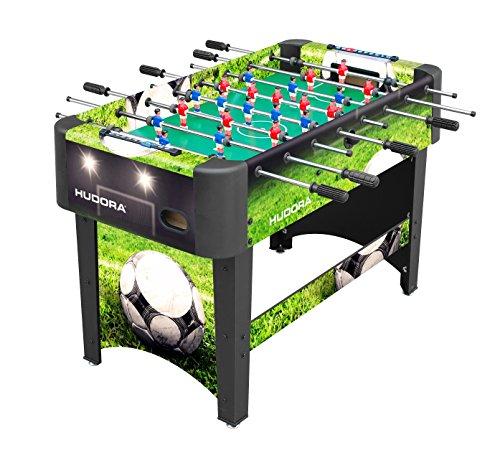 HUDORA Spieltische Kickertisch Glasgow, Grüm, 71451
