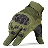 Men's Airsoft Tactical Gloves Hard Knuckle Military Army Combat Motorcycle Driving Winter Gloves