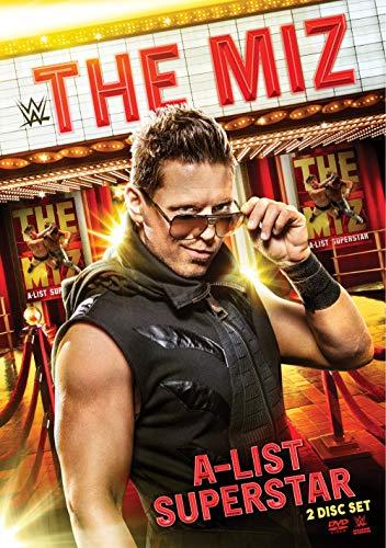 - WWE: The Miz: A-List Superstar  (DVD)