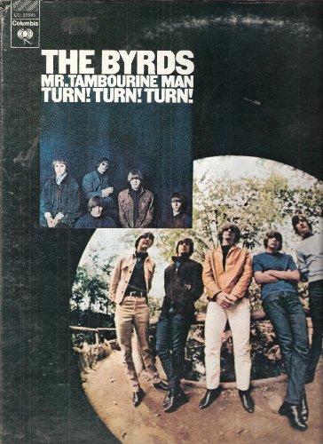 The Byrds - Mr. Tambourine Man / Turn! Turn! Turn! Lp - Lyrics2You