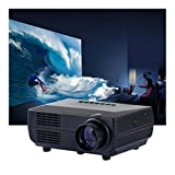 Best GENERIC Hd Home Theater Multimedia Lcd Led Projectors - 2000lumens LED LCD Projector HD 1080P Home Theater Review