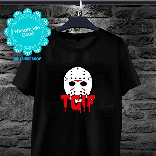 Halloween - Jason Voorhees Tgif Friday The 13th Halloween 2019 T-shirt for men and women