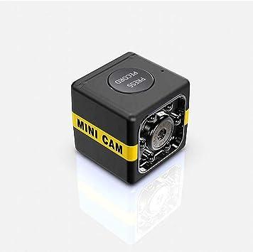 Opinión sobre Fx01 Cámara pequeña Hd Sports Dv Camera Cámara para exteriores Mini 1080P Full Hd 160Mah Soporte 32Gb Tf Card Camera Recorder-Negro