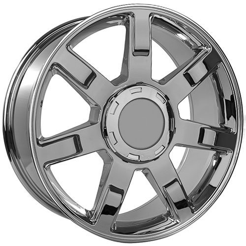 22 Inch Rims Chrome: Amazon.com