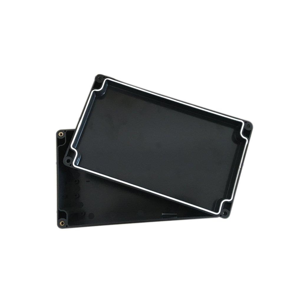 Therpin DIY /étanche /électronique Plastique ABS bo/îtier de jonction projet de bo/îte 200/mm x 120/mm x 75/mm