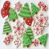 CHRISTMAS COOKIES FRAGRANCE OIL - 1 OZ - FOR CANDLE & SOAP MAKING BY VIRGINIA CANDLE SUPPLY - FREE S&H IN USA