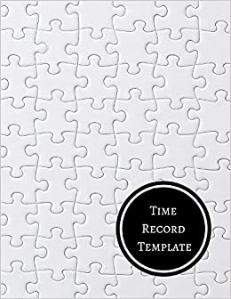 time record template daily employee time log journals for all