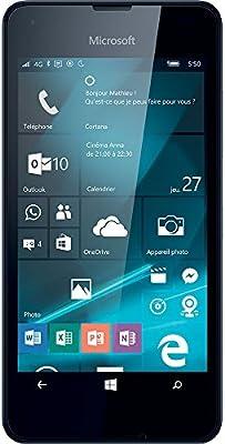 Microsoft Lumia 550 - Smartphone libre Windows (pantalla 4.7 ...