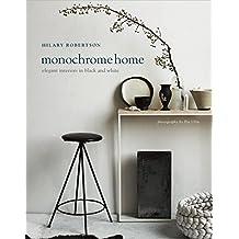 Monochrome Home: Elegant Interiors in Black and White