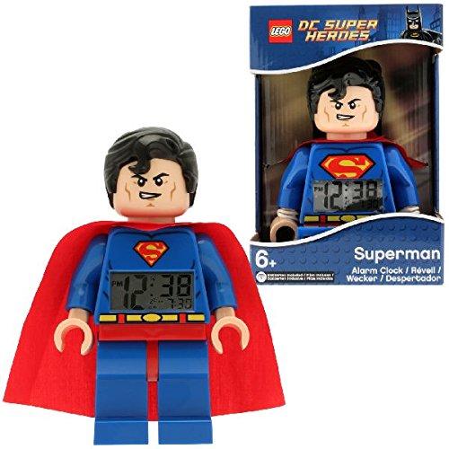 98 opinioni per LEGO GG09011- Sveglia Superman