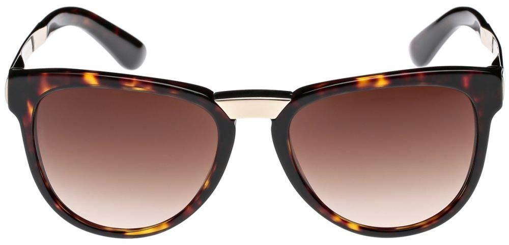 25c251424 Dolce & Gabbana Square Sunglasses for Women - Full Rim Brown Frame ...