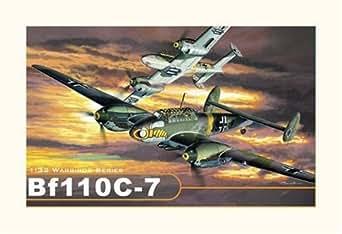 Dragon 1/32 Messerschmitt Bf110 C-7