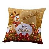 Merry Christmas Pillow Case, K