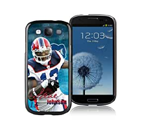 NFL Buffalo Bills Steve Johnson Samsung Galaxy S3 I9300 Case Gift Holiday Christmas Gifts cell phone cases clear phone cases protectivefashion cell phone cases HLNKY604583272