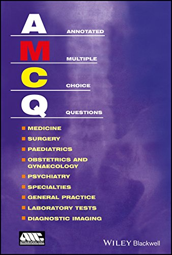 Buy AMCQ - Annotated Multiple Choice Questions Book Online