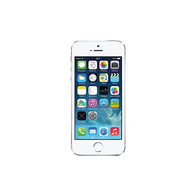 Apple iPhone 5S, T-Mobile, 32GB - Silver