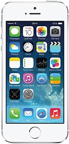 Apple iPhone 5s AT&T Cellphone, 16GB, Silver