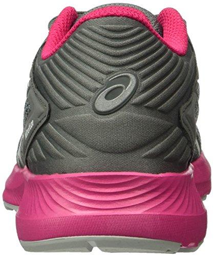 Asics Mujer white Pink Zapatillas Running Gris De sport midgris Nitrofuze Z1raqZ