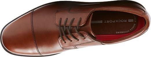 Rockport Men's Essential Details Ii Cap Toe Waterproof Oxford: Amazon.ca:  Shoes & Handbags