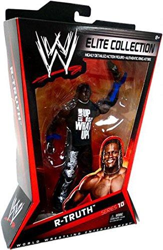 WWE Collector Elite R-Truth Figure - Series #10 (R Figure Truth)