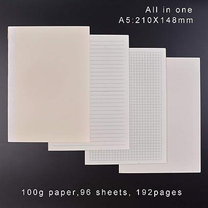 Amazon.com : | Notebooks | Brand New Planner Insert Diary ...