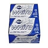 Excel White Sugar-Free Gum, Winterfresh, 12 Count